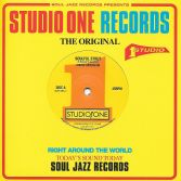 Sound Dimension - Soulful Strut / Time Is Tight (Studio One / Soul Jazz) UK 7""